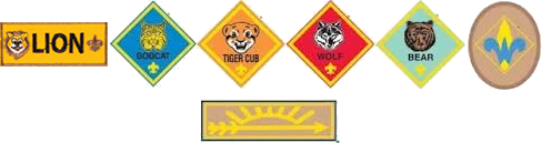 Cub Scouting Advancement — Sam Houston Area Council